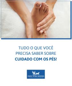 Tudo o que você precisa saber sobre cuidado com os pés!